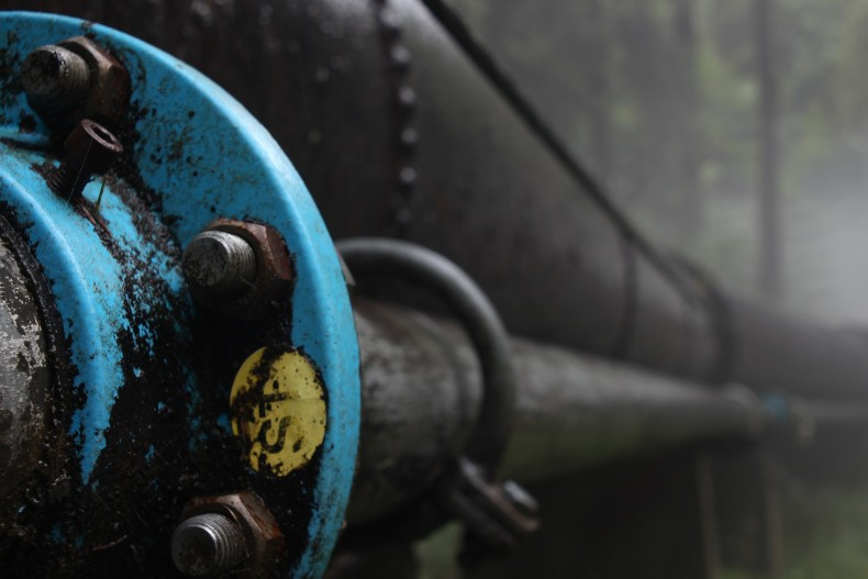 עדכון: עבודות להנחת צינור המים