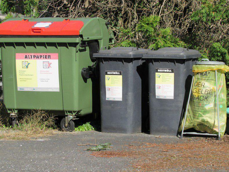 שינוי תדירות איסוף פסולת הפח הירוק