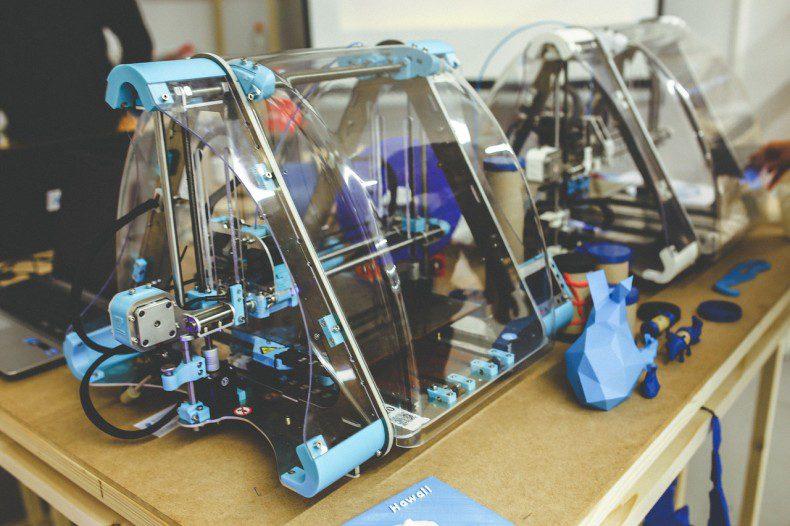 הרצאה לוותיקים בנושא מדפסות תלת מימדיות